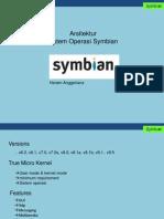 Symbian Architecture