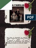 LA FAMILIA CLASE 5.1.ppt