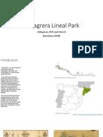 La Sagrera Lineal Park
