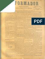 REFORMADOR  1 de setembro de 1895 A paz