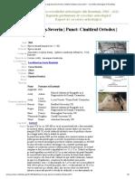 Zăvoi _ Judeţ_ Caraş-Severin _ Punct_ Cimitirul Ortodox _ Anul_ 2011 -- Cercetări arheologice în România