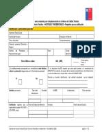 Guía de Autoevaluación Hostales y Residenciales