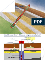 ESP design & analysis  with pressure gradient