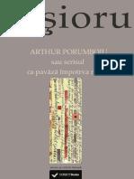(Preview) 978-606-599-423-2_Rosioru_Ion_-_Arthur_Porumboiu_sau_scrisul_ca_pavaza_impotriva_mortii