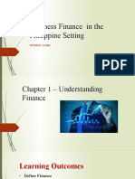 business finance in th ph