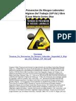 Tecnicas De Prevencion De Riesgos Laborales Seguridad E Higiene Del Trabajo (10º Ed.).pdf