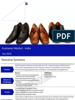 Footwear Market in India 2010