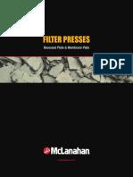 Filter Press-Brochure.-McLANAHAN