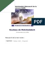 rouleau Melchisédeck docx