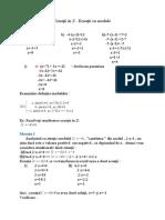 Ecuații în Z, ec. cu module