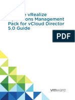 vRealize Operations Management Pack for vCloud Director 5.0 - User Guide (1)
