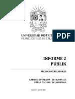 Informe publik