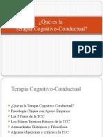 ENFOQUE COGNITIVO CONDUCTUAL 2