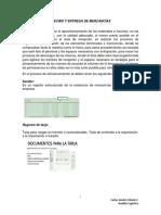 DOCUMENTOS DE RECIBO Y ENTREGA DE MERCANCÍAS