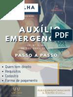 CARTILHA AUXÍLIO EMERGENCIAL