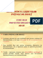 Diagnosticul leziunilor initiale de smalt.ppt