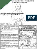Hojita Dominical La Ascención a20 Bn