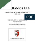 Mechanics Labs