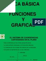 SEMANA 03 - Funciones y Graficas