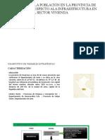 DIAGNÓSTICO DE LA POBLACIÓN EN LA PROVINCIA DE HUANCAYO