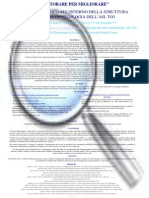 Monitorare Per Migliorare L'Auditing Clinico Nei Servizi Di Psicologia
