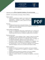 Diplomado en Seguridad Ciudadana y Prevencion del delito