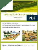 Aula 07_Irrigação por Superfície