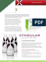 Linea de productos Xyngular