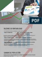 MODULO DE FINANZAS (ÍNDICE DE RENTABILIDAD)