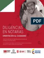 7.Cartilla Diligencias en notarias Orientaciones al ciudadano.pdf