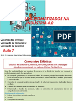 Sistemas automatizados na industria 4.0  aula 7