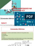 Sistemas automatizados na industria 4.0  aula 4