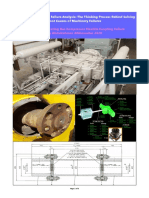 Root Cause Analysis-Refinery Reciprocating Gas Compressor Shaft Coupling Failure
