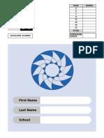 Test B 2001 Calculator Allowed