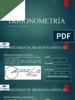 TRIGONOMETRÍA 6°PRIM - SISTEMA DE MEDIDA ANGULAR.pptx
