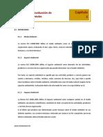 Capítulo 8 Identific  y Valorac del Impacto