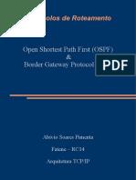 OSPF e BGP