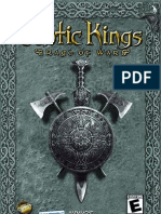 Celtic Kings - Manual - PC