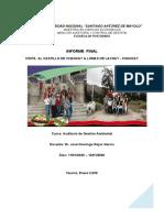 Auditoria Informe Lomas de Lachay