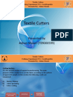Textile Cutters