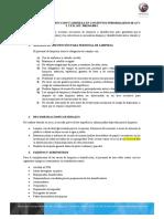 protocolo limpieza y desinfeccion final