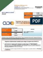 ClickHD Internet  Parciales