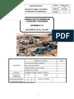 Informe 1 conminucion
