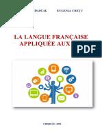 01 - TIC în limba franceza