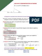 Geometrie -Trigonometrie Ix