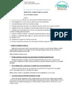 Nota de Informare Martie 2020 Coronavirus