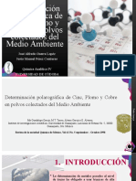 Seminario QA-IV. Polarografía-José Guerra y Jesús Pérez