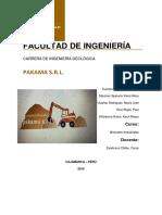 Informe final PAKAMA S.R.L