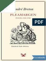 Pleamargen - Andre Breton