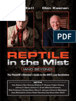 David Ball_ Don C. Keenan - Reptile in The Mist-Balloon Press (2013)
